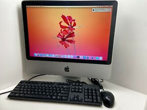 "GREAT SCHOOL + WORK 20"" Apple iMac All-in-One 4GB 250GB MAC Catalina OFFICE 2019"