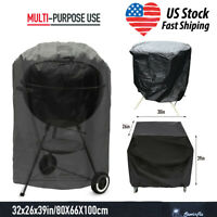 32x26x39in Barbecue BBQ Grill Cover Outdoor Waterproof Prevention