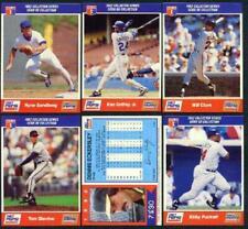 Tom Henke #3 1992 MSA Diet Pepsi