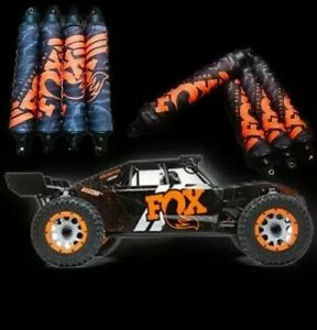 !NEW! Losi DBXLe 2.0 100% Custom Made Shock Wraps - Dust Covers - Spring Sleeves