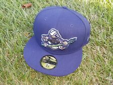 NWT New Era Stockton Ports Alternate Asparagus Rare Fitted Hat Cap Size 7 3/8