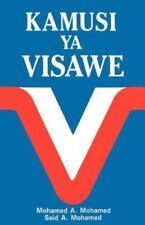 Kamusi YA Visawe/Swahili Dictionary of Synonyms (Paperback or Softback)
