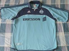 Camiseta Maillot Shirt OLYMPIQUE MARSEILLE Adidas Marsella Season 1999 Size XL