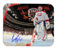 Item#2042 Carey Price Montreal Canadiens Facsimile Autographed Mouse Pad