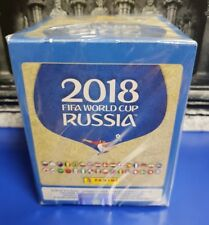 Panini Russia FIFA 2018 World Cup Soccer Stickers - Factory Sealed 50 Pack Box