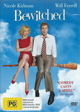 Bewitched - Comedy / Fantasy / Adventure - Nicole Kidman, Will Ferrell - NEW DVD