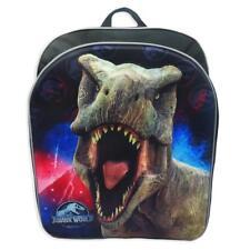 Jurassic Park T Rex Boys School Backpack Bookbag Dinosaur 3D Molded Cordura  Kids 53ecfc1b54979