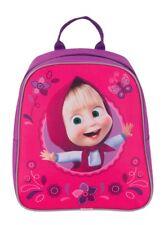 Preschool Backpack Masha and the Bear, baby bag, small backpack kids, bag girl