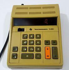 Vintage Texas Instruments Ti-3000 Electronic Calculator Ti