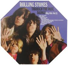 THE ROLLING STONES Through The Past, Darkly Big Hits Vol. 2 Vinyl LP NEW SEALED