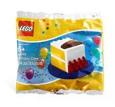 Lego 40048 Birthday Cake Polybag. Brand New. FREE P+P