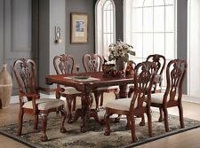 Traditional 7 Dining Furniture Sets | eBay