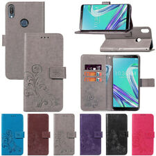 Magnetic Cover Flip PU Leather Wallet Case For Asus Zenfone Max Pro (M1) ZB602KL