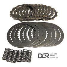 1997 - 2005 Suzuki RM250 RM 250 Heavy Duty DCR Clutch Kit Plates Steels Springs