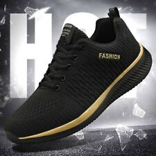 Men's Athletic Sneakers Casual Sports Running Shoes Outdoors Tennis Gym Trainers