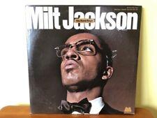 "MILT JACKSON ""Big Band Bags"" gatefold cover double Jazz lp on Prestige Exc"