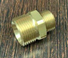 "M22 Male (14mm inner) x 3/8"" BSP Male"