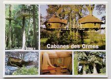 Cabanes des Ormes Tree Houses Postcard (P310)