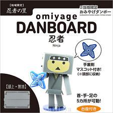 Yotsuba&! DANBO Mini Figure Ninja ❤ Omiyage Danboard limited