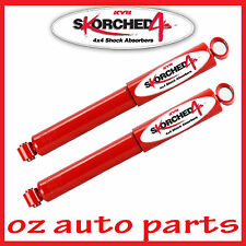 FRONT KYB SKORCHED4 SHOCKS FOR TOYOTA 4-RUNNER 03/84-85 LIVE AXLE YN60/LN60 4WD