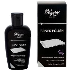 Hagerty Silver Polish 250 ml, Silber-Politur für Silber Putzmittel