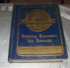 1951 INSTITUTIONAL PRODUCTS CORP. NEW YORK PRICE GUIDE HARD COVER CATALOG