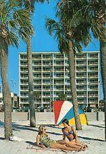 Spy-Glass Motel - Clearwater Beach - Florida USA Women sunbathing (Ref: 1400)