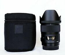 Sigma 311965 35mm f/1.4 DG HSM Art Lens, Preowned MINT, Sharp