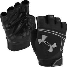 UNDER ARMOUR COOLSWITCH Men's FITNESS TRAINING GYM GLOVES -  Black
