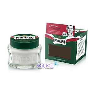 Proraso Refreshing Pre Shaving Cream with Eucalyptus & Menthol 100ml