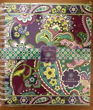Vera Bradley 2014 Agenda Planner Spiral Bound In Heather Brand New Original Pkg