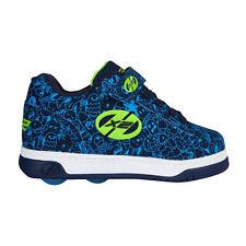 Baskets décontractées bleus en synthétique pour garçon de 2 à 16 ans