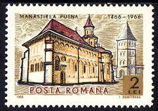Romania 1966 Aniversary of Putna Monastery  Stamp MNH