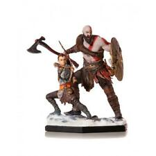 Iron Studios 1:10 Kratos and Atreus God Of War Deluxe Art Scale Statue