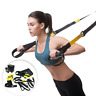 Home Gym Suspension Trainer Resistance Strength Training Straps Workout Indoor