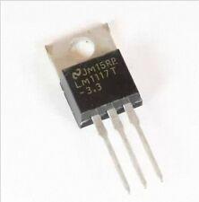 5 pcs LM1117T-3.3 LM1117T LD1117 AS1117U-3.3 AZ1117 3.3V TO-220