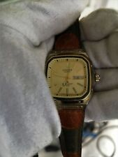 Vintage Crystron Navigation Time 44-9687 Citizen Collection Men´s Watch 1981