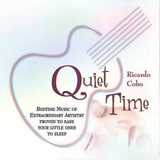Quiet Time: Bedtime Music of Extraordinary Artistry Proven to Ease Your Little O