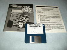 Indianapolis 500 - The Simulation - 3.5 disk - PC