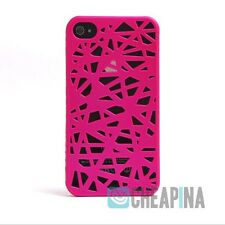 iPhone 4 Pink Birds Nest Case