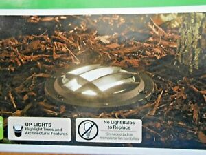 NEW Hampton Bay LED Low Voltage Well Light Black 1001 492 892