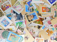 STAMP JAPAN <200g> Commemoratie lot ON paper philatelic collection kiloware