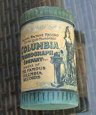 the famous record columbia phonograph company ( march from aida )