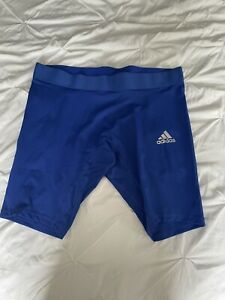 Mens Adidas Techfit Baselayer Shorts Size XXL