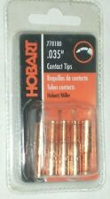 5 Hobart 770180 Mig Welding Contact Tips Fits Miller or Hobart .035 Dia 000-068