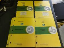 John Deere 2030 Tractor Technical Manual Parts Catalog Operator's Manual Tm1051