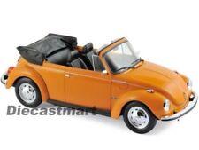 Voitures, camions et fourgons miniatures Cabriolet en plastique Volkswagen