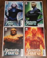 Fantastic Four #1 (All Four Artgerm Variants / Invisible Woman / 2018 / NM)