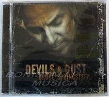 BRUCE SPRINGSTEEN - DEVILS & DUST - CD +  Bonus DVD Sealed