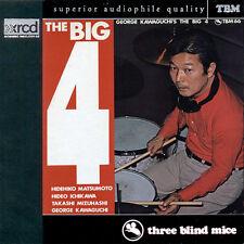 George Kawaguchi THE BIG 4 Four XRCD JVC Mint CD Japan Jazz Three Blind Mice TBM